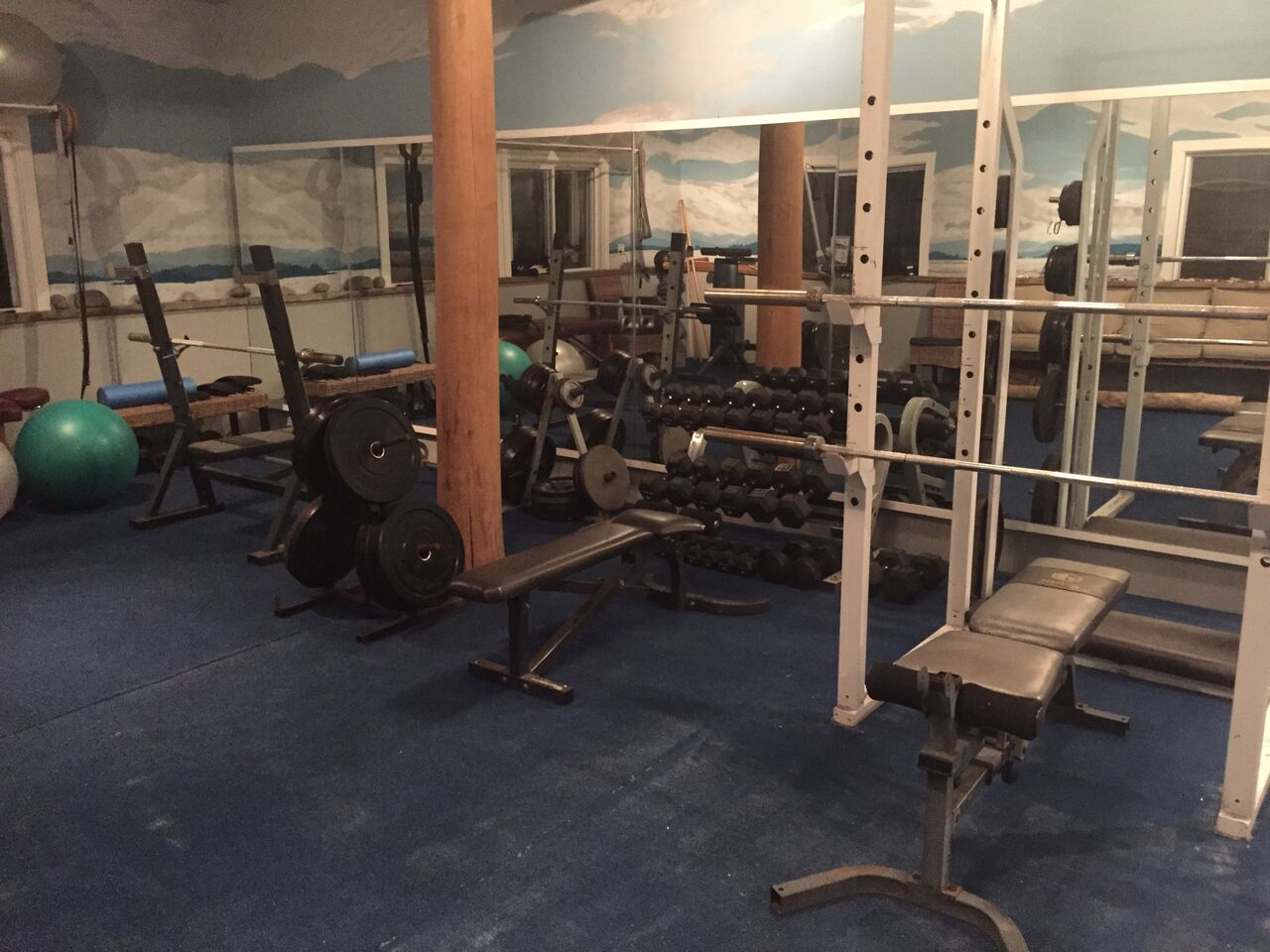 rockland, maine gym