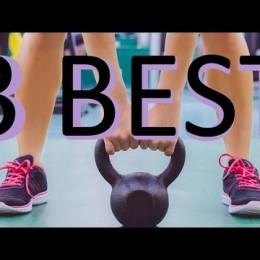 3 Best Kettlebell Exercises for Strength (Part 3 of 3 in Kettlebell Series)