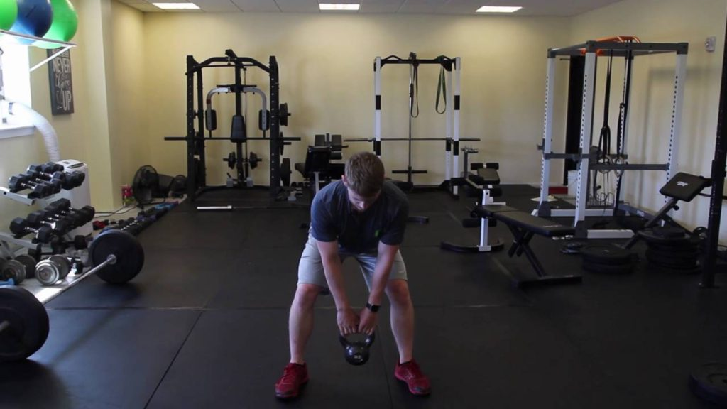 "Fat Burner Friday #4: ""Starfish Crunch, Kettlebell Deadlift, and Jumping Jacks"""